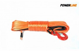 Cablu sintetic POWERLINE 8mm x 28m