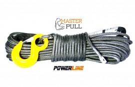 Cablu sintetic POWERLINE PULL MASTER 10mm x 28m