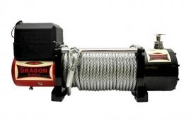 Troliu DRAGON WINCH 13000HD cablu din otel 24V
